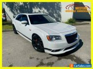 2014 Chrysler 300 LX SRT-8 Sedan 4dr Spts Auto 5sp 6.4i [MY14] White Automatic