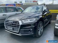 2017 Audi Q5 FY TDI Black Automatic A Wagon