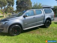 2017 Holden Colorado RG low Kms excellent condition.