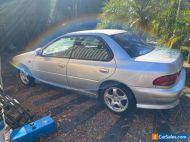 1993 WRX Subaru Sedan
