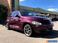 2001 PT Chrysler Classic Cruiser .. NO RESERVE AUCTION