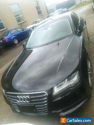 Audi: A7 sedan