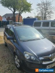 Vauxhall Zafira 1.6 5dr MPV Petrol Manual - 81,810 miles LONG MOT