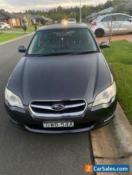 Subaru liberty 2008