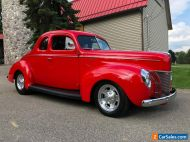 1940 Ford Deluxe Coupe Deluxe Coupe
