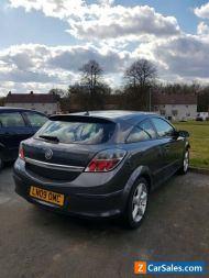 Vauxhall Astra 1.8 SRi - Crash/Repairs