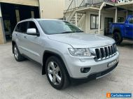 2011 Jeep Grand Cherokee WK Limited Silver Automatic A Wagon