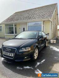Audi A3 Sport TDIE 2009. Full service history  MOT until November. 131,000 miles