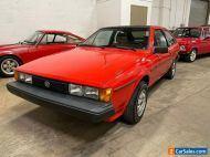 1985 Volkswagen Scirocco 2dr Hatchback