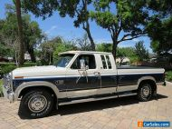1986 Ford F-250 2dr XLT Extended Cab LB HD