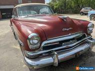 1954 Chrysler Newport Windsor Deluxe Newport