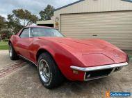 1968 Corvette Roadster V8 Manual