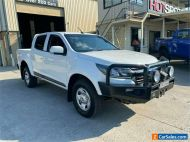 2018 Holden Colorado RG LS White Automatic A Utility
