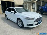 2016 Ford Mondeo MD Ambiente White Automatic A Wagon