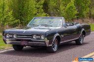 1967 Oldsmobile Cutlass Cutlass Supreme Convertible