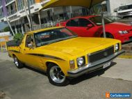 1976 Holden Kingswood HJ Yellow Manual M Van