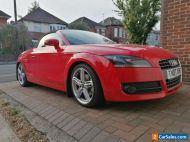 Audi TT TFSI Turbo Convertible