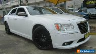 2012 Chrysler 300 MY12 Limited White Automatic 8sp A Sedan