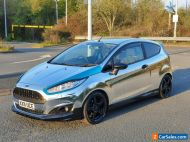 *MUST SEE* Ford Fiesta Zetec S Ecoboost 1.0L (998cc 125PS) SUPER CHROME WRAPPED