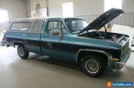 Chevrolet: C-10 Scottsdale