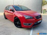 2007 Ford Focus LS XR5 Turbo Hatchback 5dr Man 6sp, 2.5T Red Manual M Hatchback