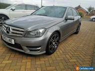 Mercedes benz  c250 diesel amg sport 2013