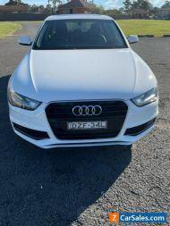 2014 Audi A4 S Line Auto MY14 4cyl, 1.8L Petrol