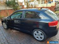 2006 AUDI A3 1.6 SPORT  FSI, 67.000 miles, FSH, EXCELLENT CONDITION 3 OWNERS