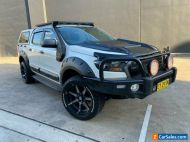 2016 Ford Ranger PX MkII XLS Utility Double Cab 4dr Spts Auto 6sp, 4x4 1052kg A