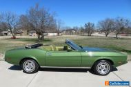 1973 Ford Mustang Convertible - Power Steering/Top