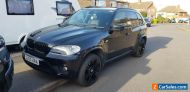 2010 BMW X5 3.0 m sport 40d all black only 1 previous owner. Swap px vw T5
