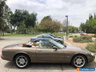 2001 Jaguar XK8 CABRIOLET