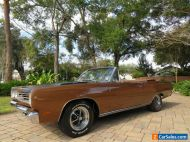 1969 Plymouth Road Runner Convertible Tribute 383 V8 Fully Restored