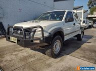 TURBO DIESEL - 4X4 - 2007 HOLDEN RODEO DUAL CAB