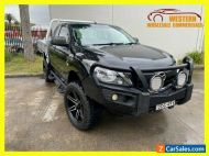 2015 Mazda BT-50 UP0YF1 XT Hi-Rider Cab Chassis Freestyle 4dr Spts Auto 6sp 4 A