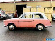 ~1960 Austin Farina a40 2 door coupe # mini minor Morris beetle vw ford
