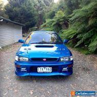 1997 Subaru Impreza Type r ver3