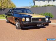 Holden HX GTS  MONARO  V8 5L 308 Original 4 Door Turbo 400 Auto