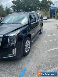 2015 Cadillac Escalade ESV ESV