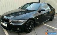 2007 Black BMW 325i Automatic M Sport