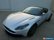 2020 Aston Martin DB11 Twin-Turbocharged 4.0-liter V-8/503hp