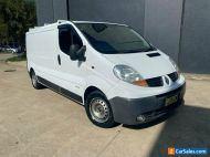 2008 Renault Trafic X83 MY07 Van Low Roof LWB 4dr Quickshift 6sp 1230kg 2.0DT A