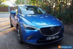 2016 Mazda CX3 Akari 6 Speed Manual 71,900 km only