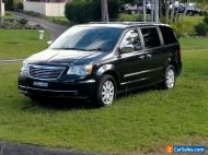Chrysler Grand Voyager Limited 7 seater Turbo diesel