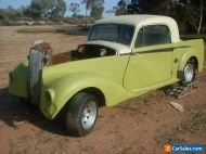 1951 Armstrong Siddeley Station Coupe Ute