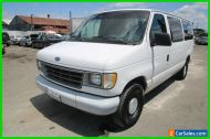 1992 Ford E-Series Van 3dr Club Wagon Passenger Van