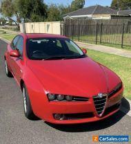 2006 Alfa Romeo 159 6spd Manual