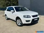 2010 Ford Territory SY MKII TS Wagon 7st 5dr Spts Auto 4sp, RWD 4.0i White A