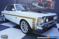 Genuine 1970 XW GT FORD FALCON | Matching numbers