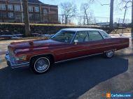 1976 Cadillac DeVille Sedan Stainless